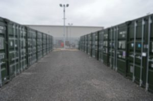 swadlincote self storage units