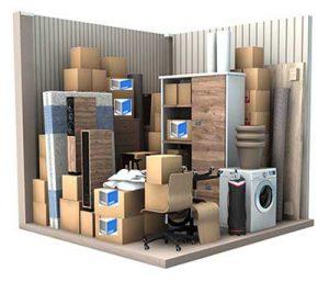 90 square foot burton storage unit