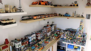 self storage for lego