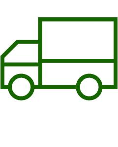 self storage burton moving van